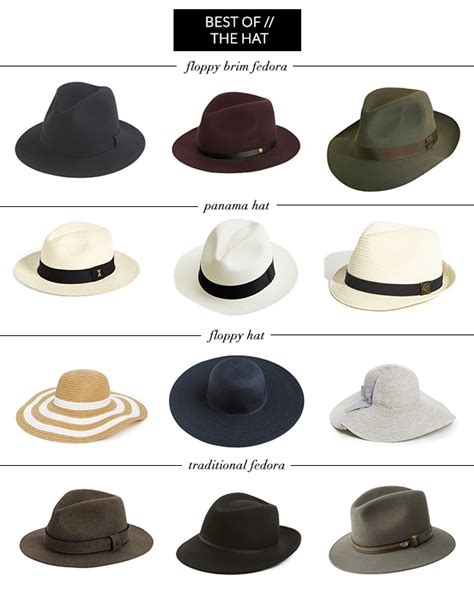 5 Hat Styles Which Will You Rock by Best Of The Hat The View From 5 Ft 2