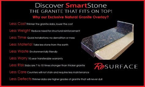 Cost Of Granite Overlay Countertops by Best 25 Granite Overlay Ideas On Granite