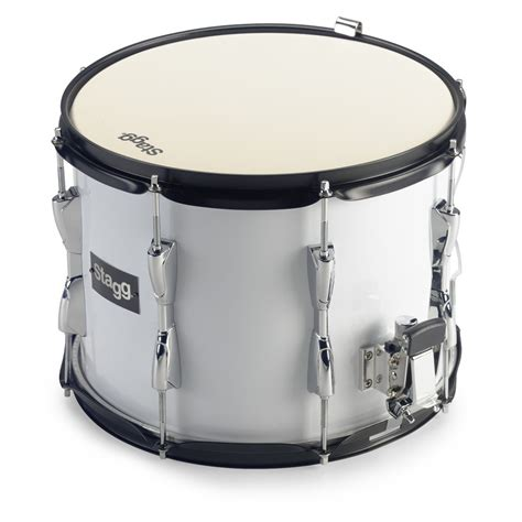 drum with drum and guitar stagg marching snare drum