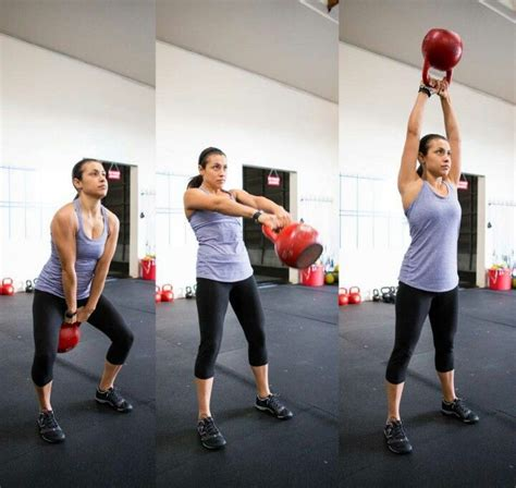 kettlebell swings everyday proper kettlebell swing fitness kettlebell pinterest