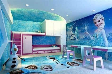 frozen wallpaper room 15 desain kamar anak perempuan frozen bisa dilihat di
