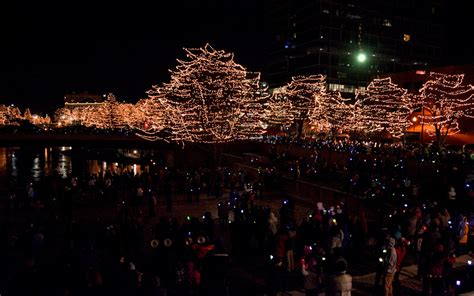 The Best Christmas Light Displays In Every State Travel Omaha Light Displays