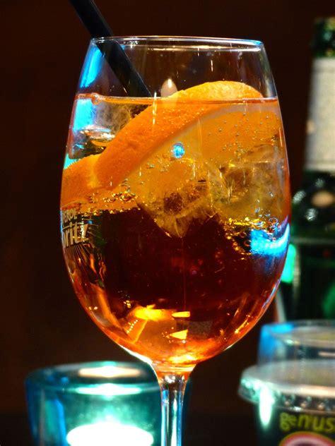 bicchieri aperol spritz spritz