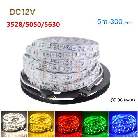 5050 smd 300 led strip light rgb rgb led strip 5050 5630 3528 smd 5m 300 leds strip light