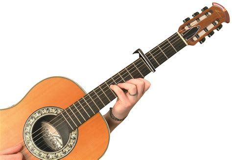 Capo Gitar Cowboy New new gear review on stage gear ga300 classical guitar capo connection magazine