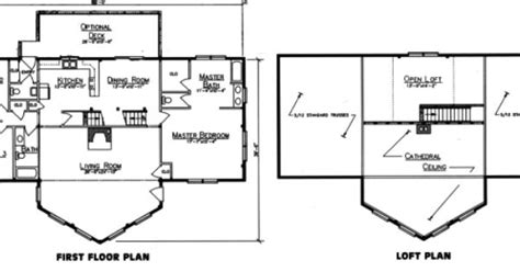 prow front house plans log home plans ward log homes