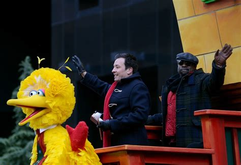 Jimmy Fallon S Day Jimmy Fallon Picture 55 87th Macy S Thanksgiving Day Parade