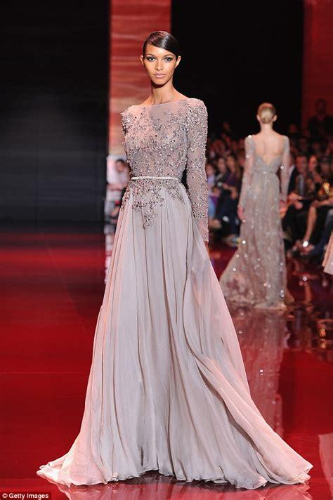 Oscars Trend Noir by Predicts Oscar Fashion Daily Mail