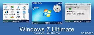 nokia 5233 themes windows 7 ultimate download nokia 231 227 o tema windows 7 ultimate para seu nokia c3 x2