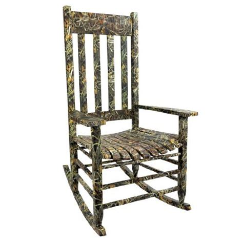 Rocking Chairs Cracker Barrel by Realtree 174 Camouflage Rocking Chair Rocking Chairs
