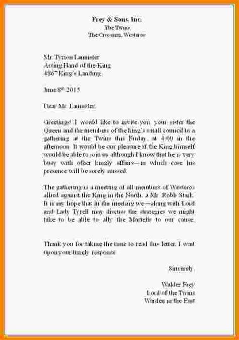 business letter heading exle standard business letter heading 28 images standard