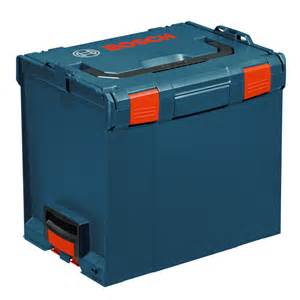 tool chest plastic shop bosch 17 25 in lockable blue plastic tool box at