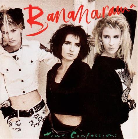 bananarama venus poptastic confessions bananarama albums re issued