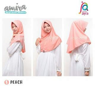 Jilbab Afra Model Amira Size L archi za