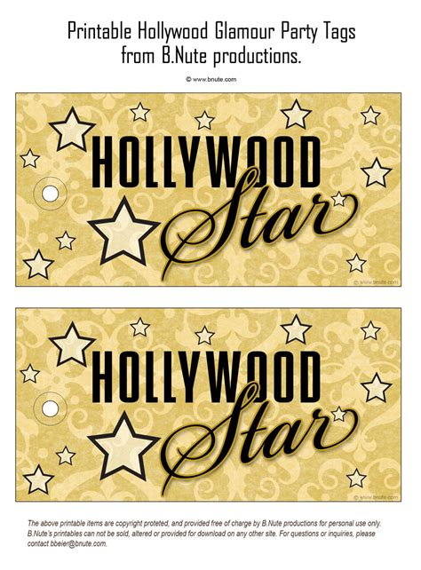 printable hollywood decorations hollywood glamour party invitations decorations art