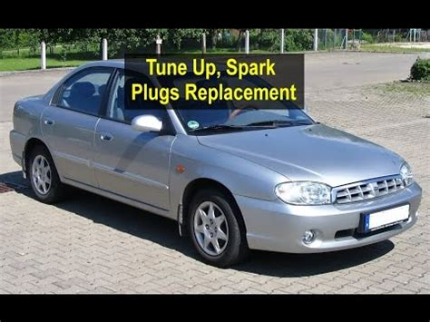 how to change spark plugs 2001 kia sephia 2000 kia sephia p0171 system too lean bank 1 doovi