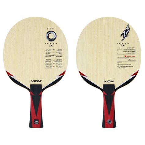 Xiom Hayabusa Zxi xiom hayabusa zxi table tennis and ping pong