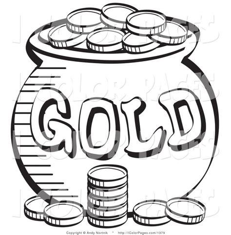 pot of gold coloring page pot of gold coloring pages