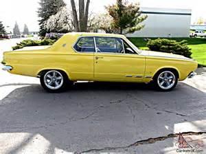 1965 Dodge Dart Gt 1965 Dodge Dart Gt 3 7l