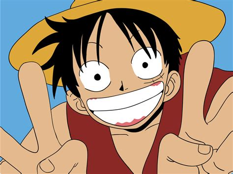 One Peace Luffy one luffy 28 cool hd wallpaper animewp