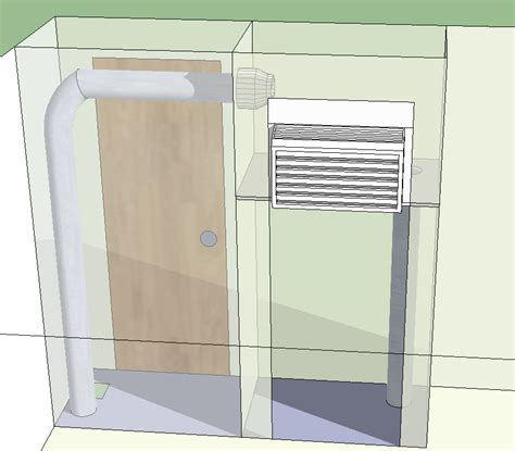 Grow Closet Plans by Window Ac In Sealed Box Growroom Designs Equipment