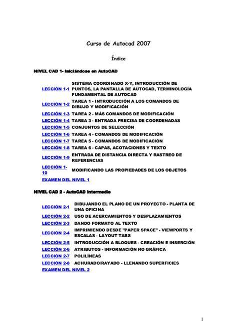 tutorial como descargar autocad 2007 6722312 i073 tutorial de autocad 2007