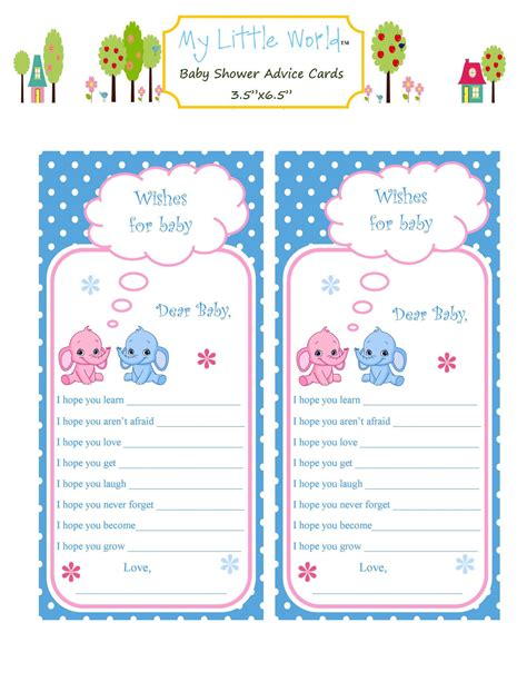 baby shower advice cards baby advice cards baby shower advice cards for fraternal