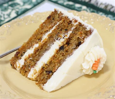 Carrot Cake Cheese Motheras Carrot Cake With Cheese Frosting Recipe