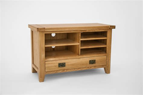 small tv cabinet with chiltern grand oak small tv cabinet oak furniture solutions