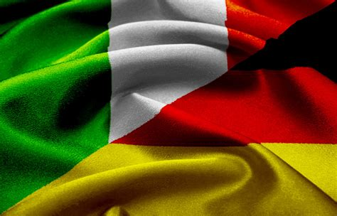 tedesca in italia italia piu ricca della germania ma lo studio della bce