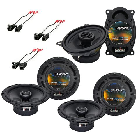 Speaker Gmc New gmc safari mini 1996 2005 oem speaker upgrade harmony