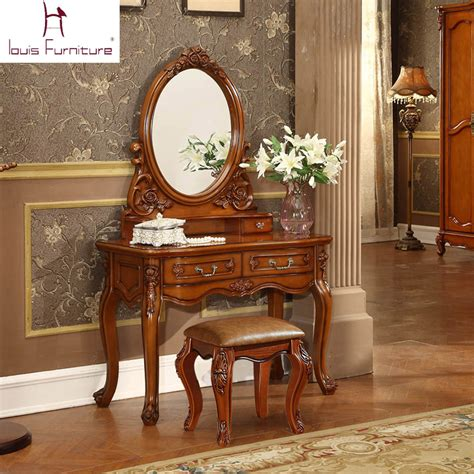 old wood bedroom furniture compare prices on antique makeup table online shopping buy low price antique makeup