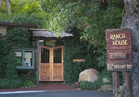 ranch house ojai reception sites ojai ca usa wedding mapper