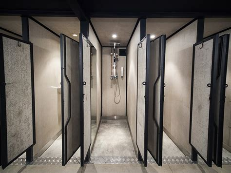 Showers At Kuala Lumpur Airport by Capsule By Container Hotel At Klia2 Gallery 1 Malaysia