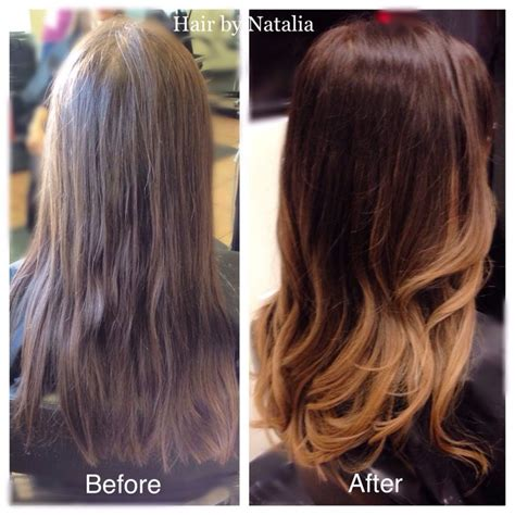 by natalia denver co vereinigte staaten balayage ombre hair color balayage ombre highlights for brunettes balayage makes