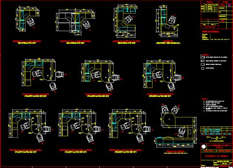 cad office furniture furniture autocad 2d autocad office furniture
