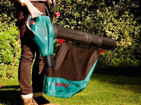 aspiratori da giardino bosch aspiratore da giardino als 25