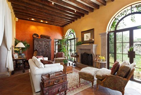 are accent walls still in style 2017 orange accent wall living room mediterranean with white