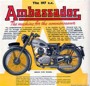 Luxery Home Plans Ambassador Supreme Classic Motorcycle Review