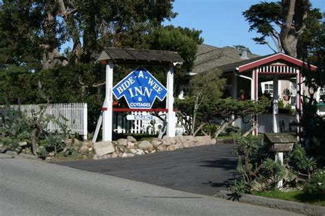 bide a wee inn and cottages bide a wee inn cottages pacific grove ca california beaches