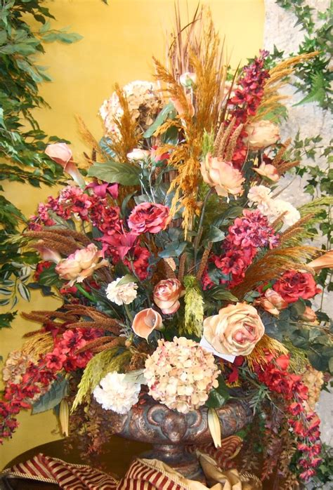 Silk Flower Arrangements by Silk Flowers Artificial Flower Arrangements