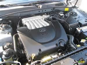 2002 hyundai sonata lx v6 2 7 liter dohc 24 valve v6