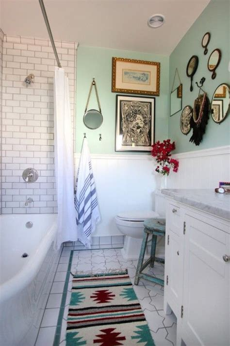25 best ideas about eclectic bathroom on
