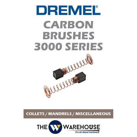 Dremel 3000 Carbon Brush Original Diskon dremel carbon brushes 3000 malaysia thewwarehouse