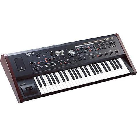 Keyboard Roland Vp 770 roland vp 770 vocal ensemble keyboard with 49 vp 770