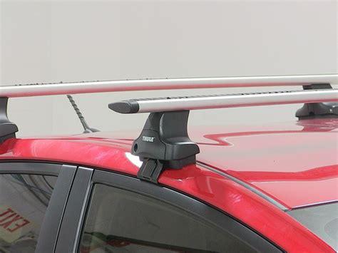 Prius V Roof Rack Thule by Thule Roof Rack For 2016 Toyota Prius Etrailer