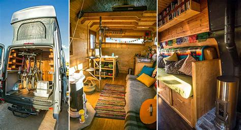 Comfort Room Design by Life On The Road We Visit Van Life Rally In Co