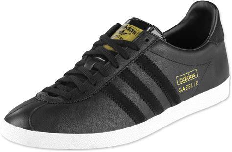 adidas gazelle black adidas gazelle og shoes black gold