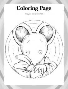 Kevin Henkes Coloring Pages kevin henkes coloring pages az coloring pages