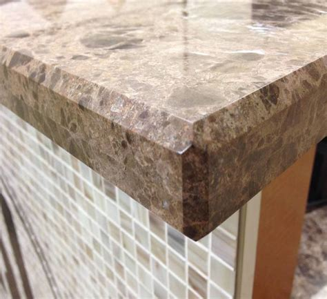 Types Of Granite Countertop Edges by Types Of Granite Countertop Edges Home Ideas Collection